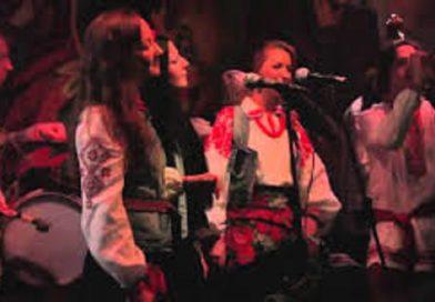 Belarusian folk song — Ozerechko ( Brest region, Darapeevichi village,video )