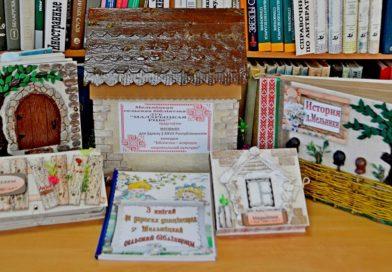 Мельніцкая сельская бібліятэка адзначана прэміяй (Маларыцкі раён)