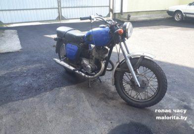 В Малоритском районе пьяный мотоциклист «заработал» 7 протоколов и 2 уголовные статьи