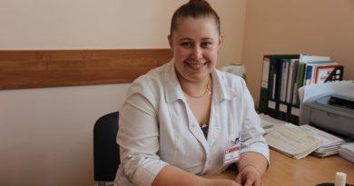 «Взаимопонимание между врачом и пациентом» Врач-невролог Анастасия Билецкая (Малоритский район)