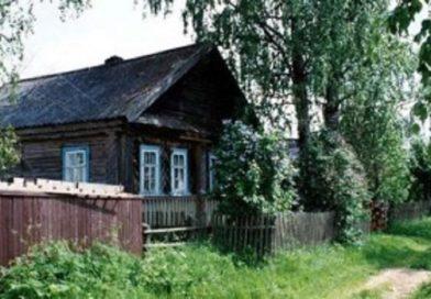 Пустующие жилые дома в Гвозницком сельсовете (Малоритский район)
