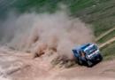 Ралли «Шёлковый путь» В зачёте грузовиков первые — белорусы (видео)