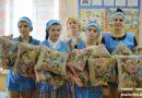 Старшакласнікі СШ №2 працавалі ў вытворчай брыгадзе (Маларыта)