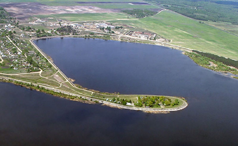 В Малоритском районе на Луковском озере пропал житель Бреста