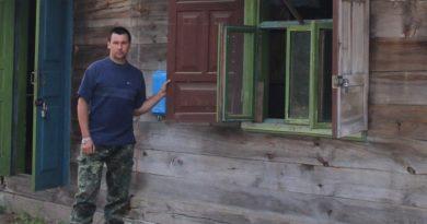 В Малоритском районе мужчина спас деревню и положил начало её возрождению