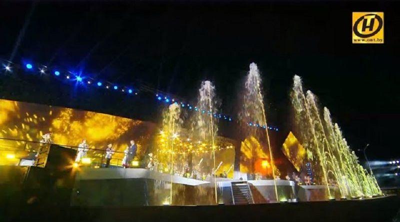 «Миллениум». 1000-летие Бреста. Смотреть онлайн. Праздничный салют. Прямая трансляция. (ВИДЕО)