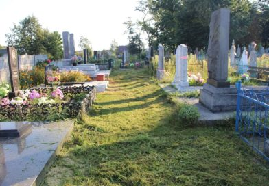 С кладбищ пропадают ограды (Малоритский район)