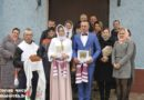Урачысты і памятны дзень Юліі і Валерыя Сіпчукоў (Маларыцкі раён)