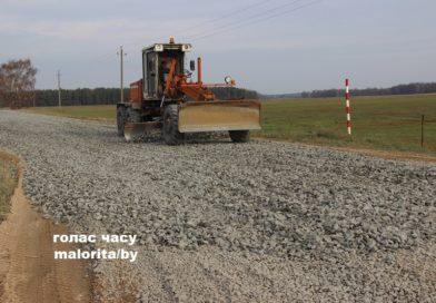 К деревне Радеж дополнительно построят почти 2 километра асфальтовой дороги (Малоритский район)