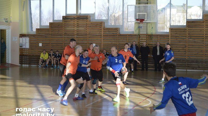 У Маларыце прайшоў міжнародны турнір па гандболе (фотарэпартаж)