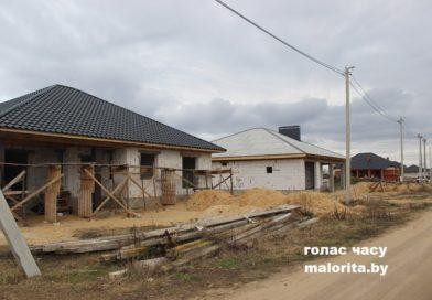 В Малорите  в новом квартале индивидуальной застройки предусмотрено 43 участка