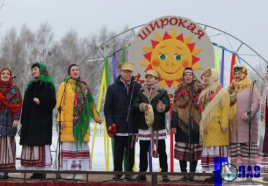 В Малорите на Масленицу попрощаются с зимой 1 марта в городском парке