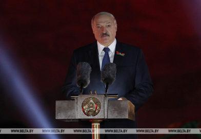 В Беларуси никому не будет позволено силовым образом решать проблемы, которые надо решать мирно