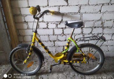 Как в Малоритском районе пропадают велосипеды
