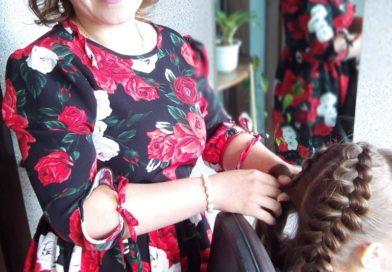 Посмотрите какие косы создаёт Ольга Корень из Малориты!