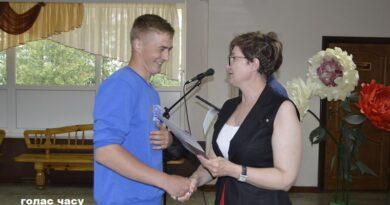 В Малоритском лицее вручили дипломы 121 выпускнику (фоторепортаж, Малорита)