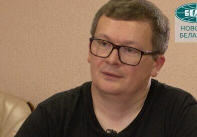 Координатор объединенного штаба Юрий Воскресенский рассказал об организации протестов в Беларуси. (видео)