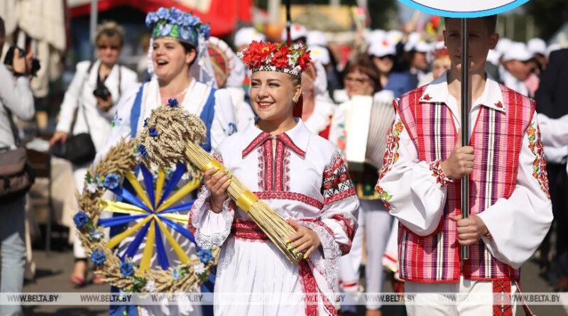 Сельхозпроизводство за январь-август в Беларуси выросло на 7,8%