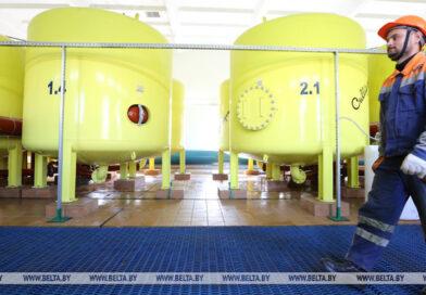 В Брестской области за два года построили 86 станций обезжелезивания