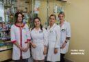 Молодые специалисты районной аптеки (Малоритский район)