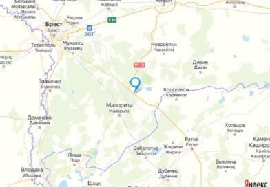 Извещение по изменению границ д. Ужово Луковского сельсовета Малоритского района