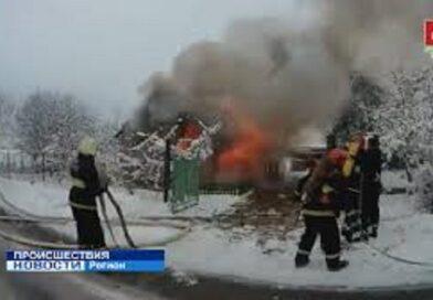 Происшествия в Брестской области (видео)