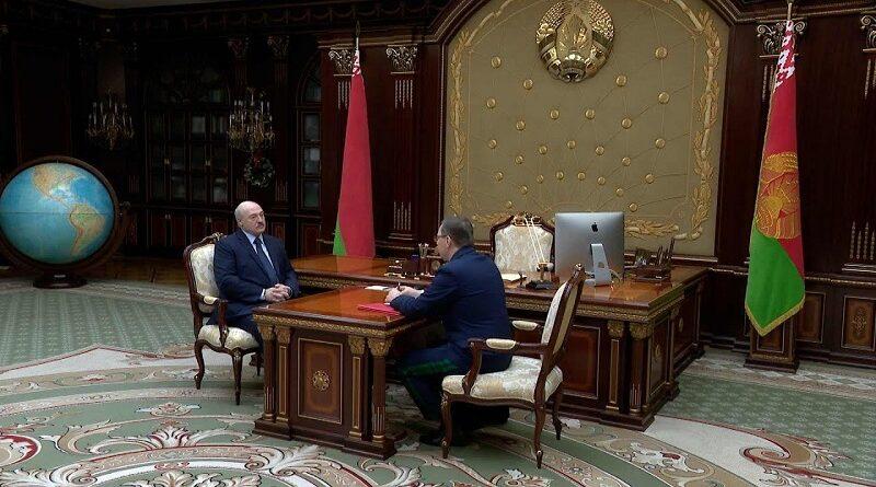Лукашенко: год будет непростым, и надо во что бы то ни стало сохранить свой суверенитет