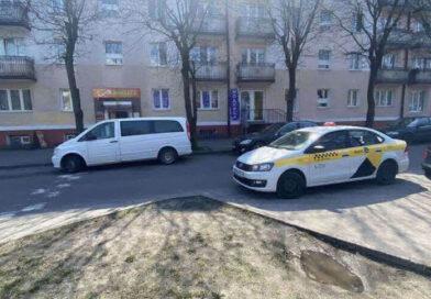 В Брестской области за сутки в авариях пострадали двое детей