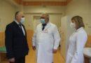 В Малоритском районе продолжается массовая вакцинация населения против COVID-19.