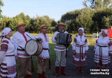 Как поют «Хотиславяне»! (видео, Малоритский район)