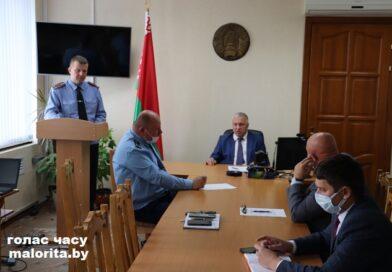 В Малоритском районе  по результатам 15 проверок, проведённых органами дознания, уже возбуждено три уголовных дела по преступлениям в сфере экономики