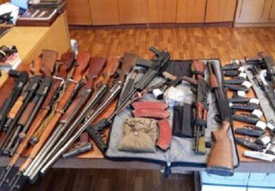 В Беларуси за 8 месяцев из оборота изъято свыше 500 единиц незарегистрированного оружия