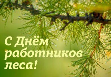 19 сентября — День работников леса! (Малоритский район)